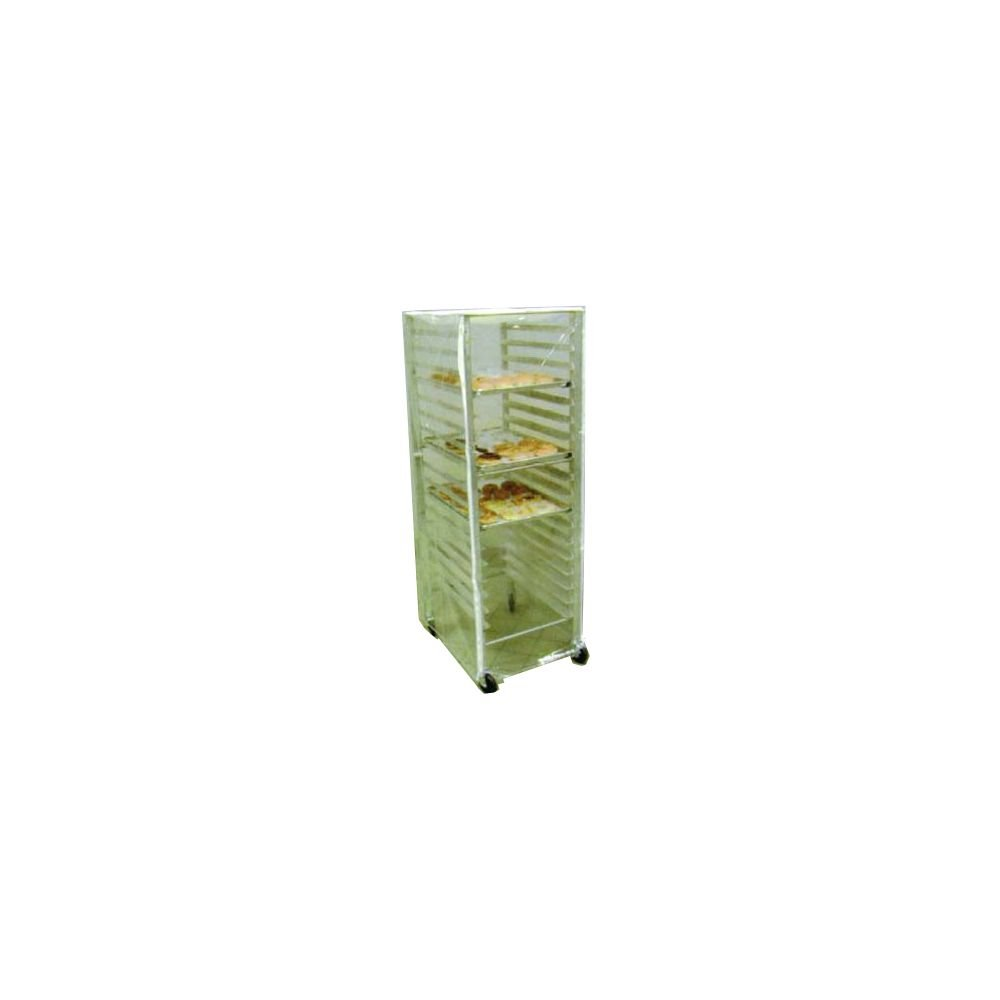 Curtron Products SUPRO-14-EC Protecto Clear Economy Rack Cover
