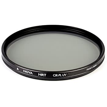 Hoya 77mm HRT Circular PL Polarizer UV Multi-Coated Glass Filter