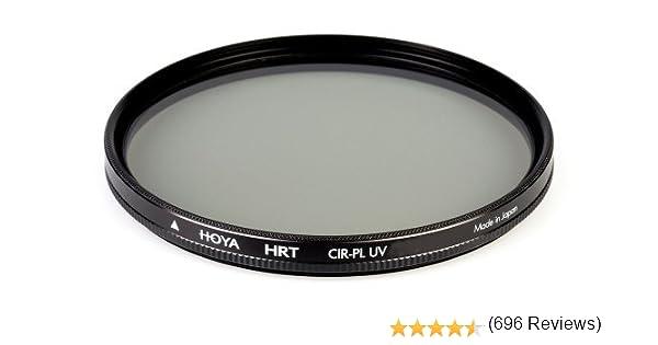 HOYA FILTR POLARYZACYJNY PL-CIR HRT 55 mm: Amazon.es: Electrónica