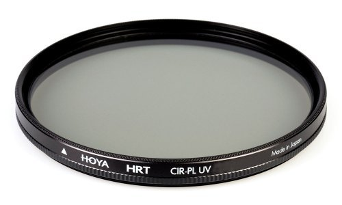 Hoya 58mm Circular Polarizer / UV (HRT) - Polarized Wiki Lenses