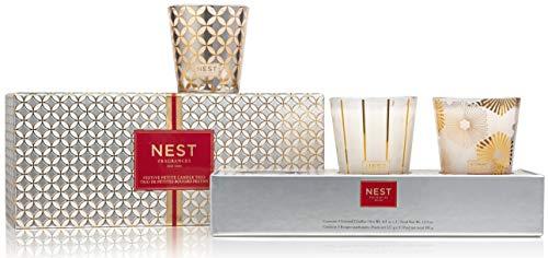 NEST Fragrances Petite Candle Trio Set