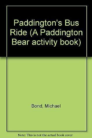 book cover of Paddington\'s Bus Ride