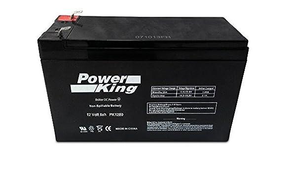 BK350 APC Back UPS 350VA Compatible Battery by UPSBatteryCenter
