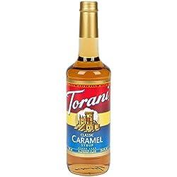 Torani Classic Caramel Syrup, 25.4 Ounce