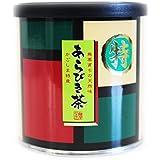 鹿児島産100%あらびき茶(特)60g缶タイプ粉末緑茶(株式会社和香園)