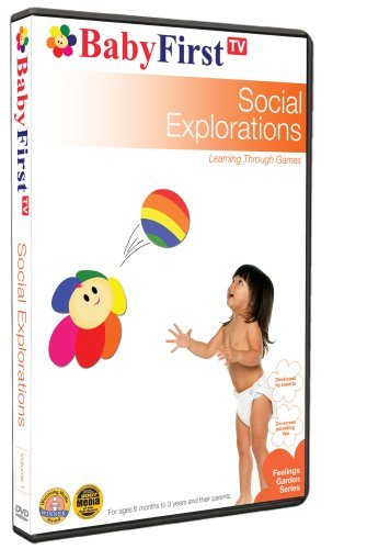 Babyfirsttv Presents Social Explorations