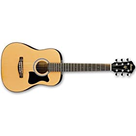 Ibanez IJV30 Acoustic Guitar Jam Pack 17