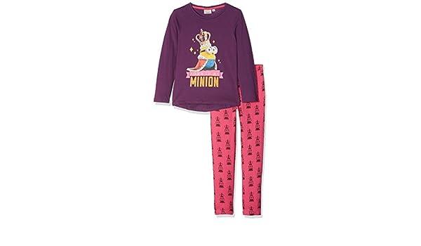 les minions Minion Queen, Conjuntos de Pijama para Niños: Amazon.es: Ropa y accesorios