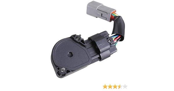 TPS APPS Throttle Pedal Position Sensor Fit Dodge Ram Cummins 98-04 Bell Crank