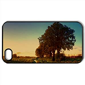 Nature Landscape 12 Watercolor style Cover iPhone 4 and 4S Case (Landscape Watercolor style Cover iPhone 4 and 4S Case)