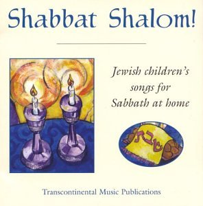 Various artists shabbat shalom jewish childrens songs for shabbat shalom jewish childrens songs for sabbath at home thecheapjerseys Image collections