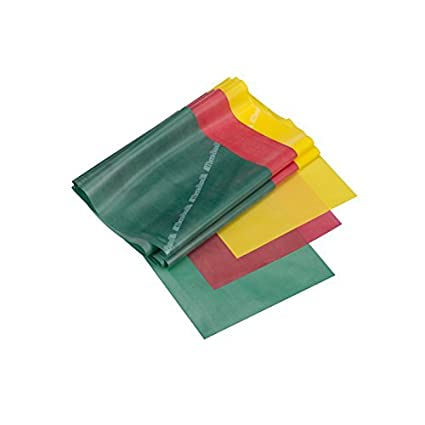 Buy Theraband Professional Latex Resistance Bands For Upper Body