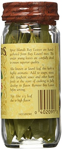 Spice Islands Bay Leaves Whole, 0.14-oz by Spice Island (Image #2)