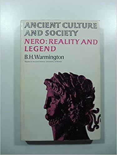 Book Nero: Reality And Legend: Ancient Culture And Society (Ancient Culture & Society)