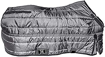Derby Originals Windstorm Series Premium Horse and Draft Winter Stable Blanket with 420D Breathable Nylon Exterior Medium Weight 200g Polyfil Insulation