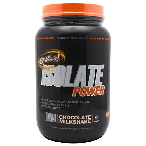 Isolate Power, Chocolate Milkshake by ISS Complete