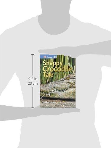 DK Readers L3: Snappy Crocodile Tale by DK Children (Image #5)