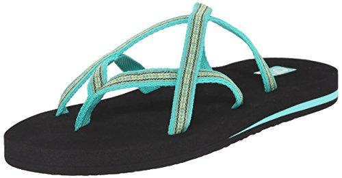 Teva Women's Olowahu-2 Pack Sandal, Mbob/Pintado Florida Keys, ...