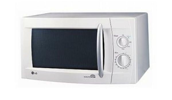 LG MS-2324B, 1250 W, Blanco, 507 x 418 x 283 mm, 14000 g ...