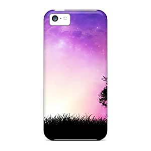 Bernardrmop Iphone 5c Well-designed Hard Case Cover Chilling At Sunset Protector