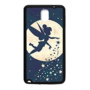 Happy Romantic flying Flower FairyCell Phone Case for Samsung Galaxy Note3