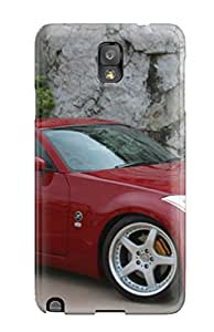 Rene Kennedy Cooper's Shop Hot Design Premium Tpu Case Cover Galaxy Note 3 Protection Case(2003 Wald Nissan Z33)
