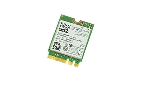 Bluetooth 4.0 M.2 CARD KTTYN Intel Wireless 7260 WLAN WiFi 802.11 ac//a//b//g//n