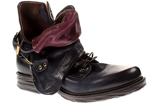 A.S.98 Damen Saintec Biker Boots 0008night