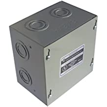 Adamax 664SCE 6x6x4 Electrical Enclosure by Adamax