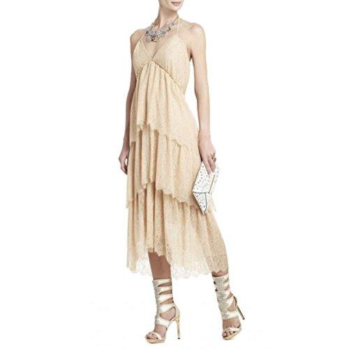 bcbg sleeveless v neck dress - 1