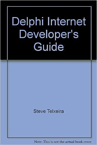 Delphi for. Net developer's guide público libros.