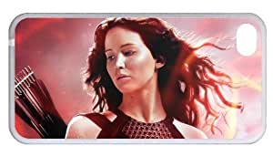 Playphone Seller The Hunger Games: Catching Fire Iphone4/4S TPU Case Cover