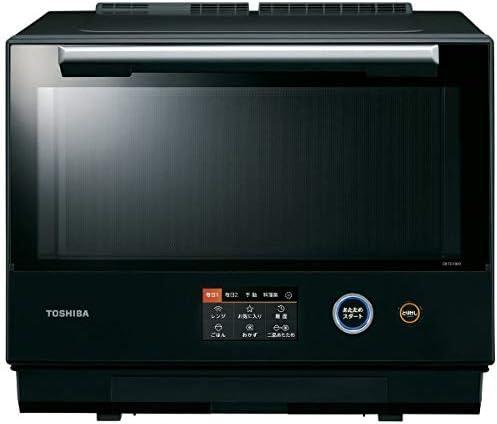 東芝 スチームオーブンレンジ 30L グランブラックTOSHIBA 過熱水蒸気オーブンレンジ 石窯ドーム ER-TD7000-K