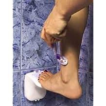 Zadro LUM01 Luma Step-n-Shave Lighted Foot Rest