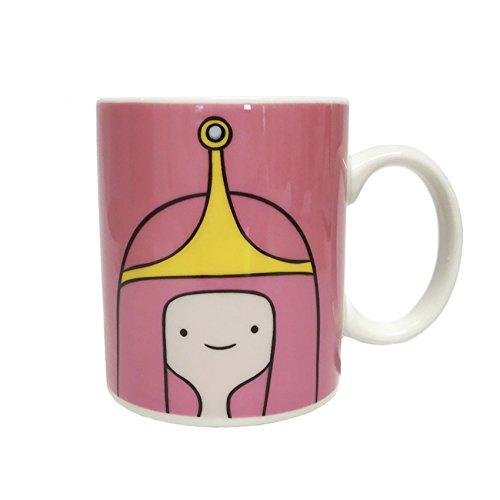 - Official Adventure Time Mug in Gift Box - Princess Bubblegum