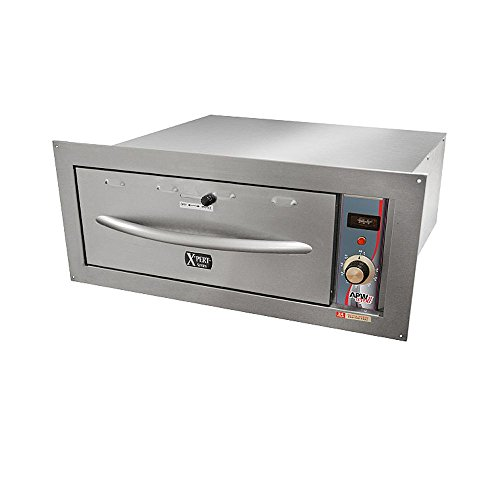 APW Wyott HDDI-1B 120V Built-In Holding / Warming Drawer by APW Wyott