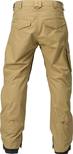 Burton - Mens Covert Insulated Snow Pants 2018, Kelp, XS by Burton