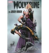[ WOLVERINE BY JASON AARON: THE COMPLETE COLLECTION VOLUME 3 ] Wolverine by Jason Aaron: The Complete Collection Volume 3 By Aaron, Jason ( Author ) Aug-2014 [ Paperback ]