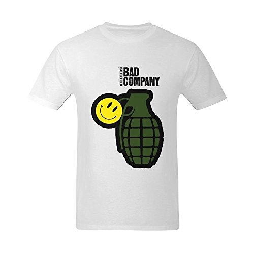 Price comparison product image XouAEN Men's Battlefield Bad Company T-shirt Size Medium