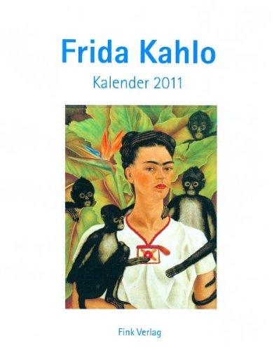 Frida Kahlo 2011. Kunstkarten-Einsteckkalender