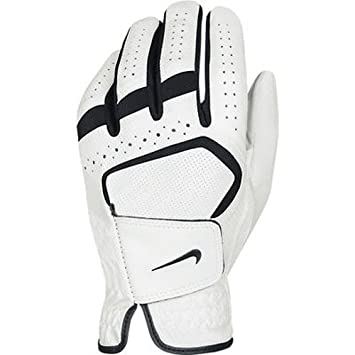 Nike Women s Dura Feel IV Regular White Golf Glove, Left Hand, Large
