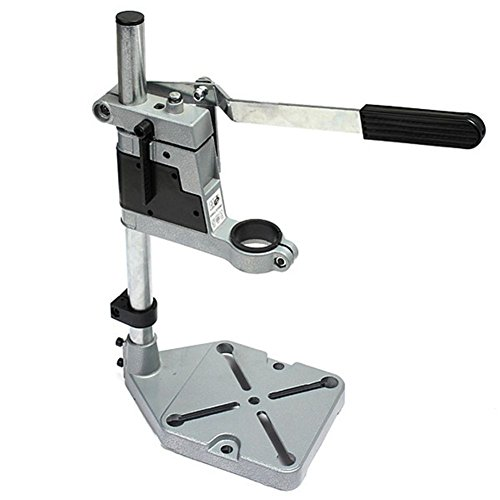 AMYAMY Rotary Tool Work Station Floor Drill Press Stand Table for Drill Workbench Repair Tool Clamp for Drilling
