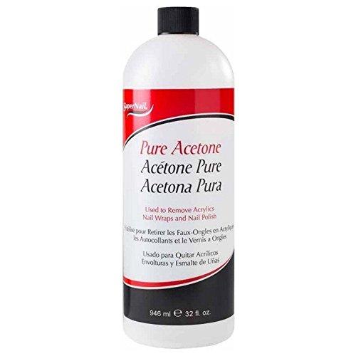 1 Bottle Beauty Popular Primer Supernail Pure Acetone Super Nail Polish Remover Dehydrator Acrylic Tool Tip Pedicures Gelish