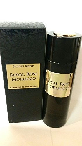 Private Blend Royal rose Morocco by Chkoudra Paris Eau De Parfum Spray 3.4 oz for Women (Rose Royal Spray)