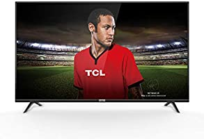"TCL 49DP603 - Smart TV de 49"" (Serie P60, Ultra HD, HDR) Color Negro"