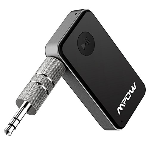 Mpow Streambot Bluetooth Receiver, Wireless Adapter Hands-Free Car - Ipod Classic Bluetooth