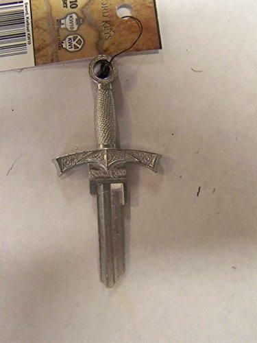 Sword 3D Kwikset House key blank, very cool!! ()