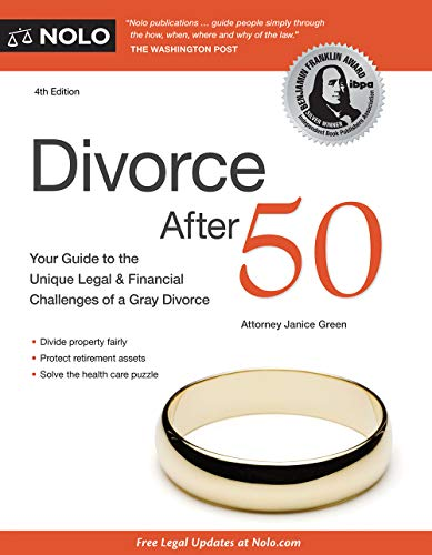 Pdf Law Divorce After 50: Your Guide to the Unique Legal and Financial Challenges
