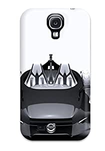 Christopher B. Kennedy's Shop Best 2471421K84300541 Hot Tpu Cover Case For Galaxy/ S4 Case Cover Skin - 2010 Volvo Air Motion Concept