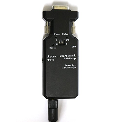 Gozens Bluetooth RS-232 Adapter with External Dipole Antenna by Gozens (Image #2)